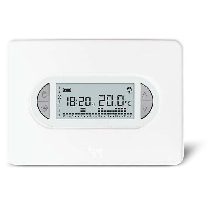 Smart home and thermoregulation came for Th 450 termostato