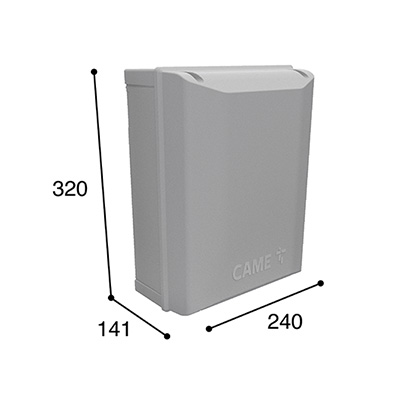 ZLX24SA dimensioni